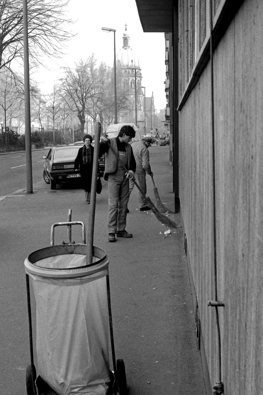 """Straßenfeger"" 1982"