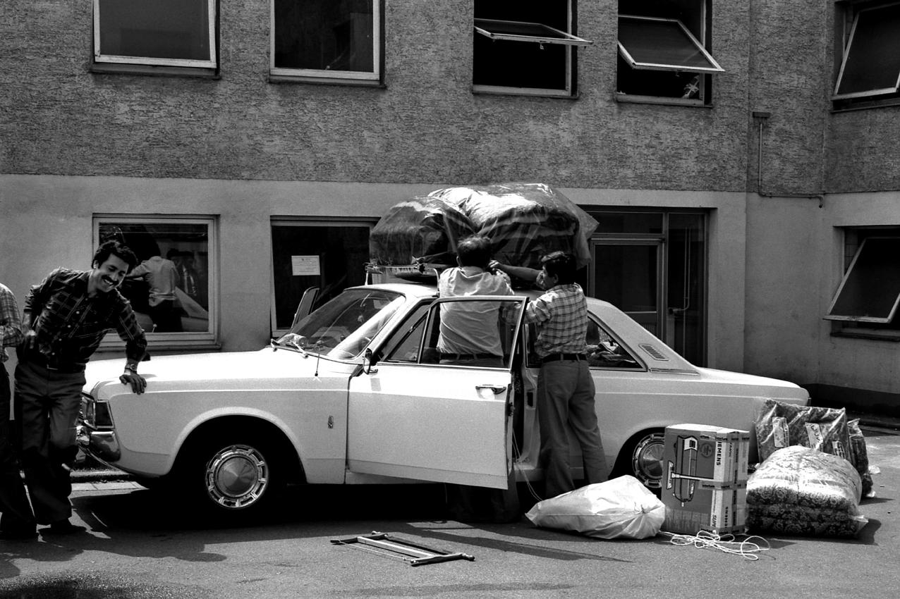 """""""Auf Urlaub"""" 1977"""