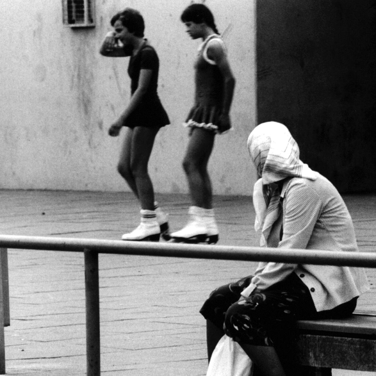 """""""Einsam"""" 1982"""