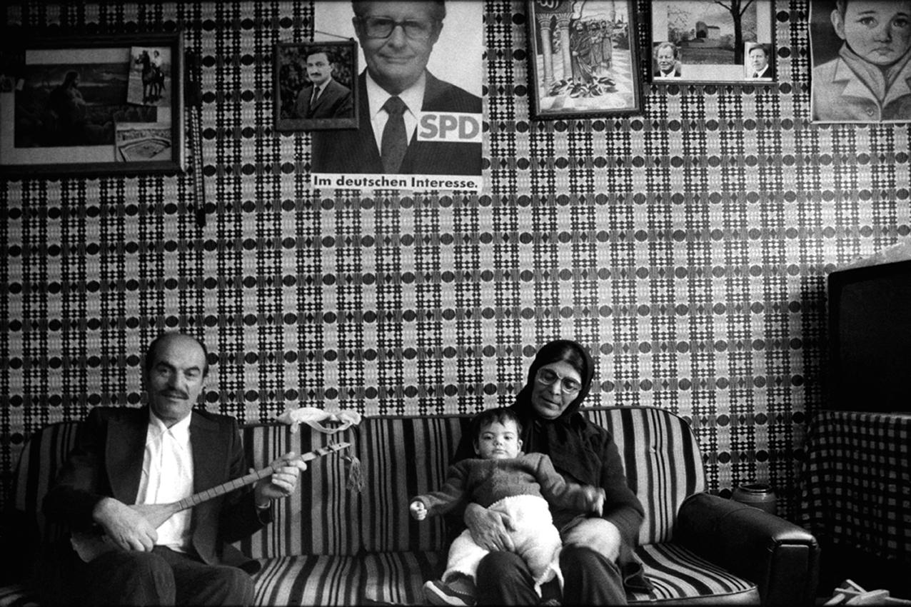 """""""Arbeitslos zu Hause"""" 1983"""