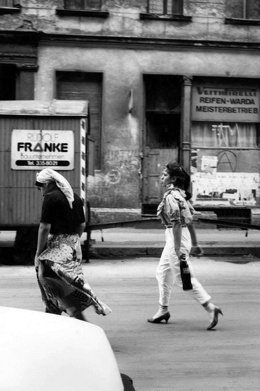 """""""Oranienstraße"""" 1982"""