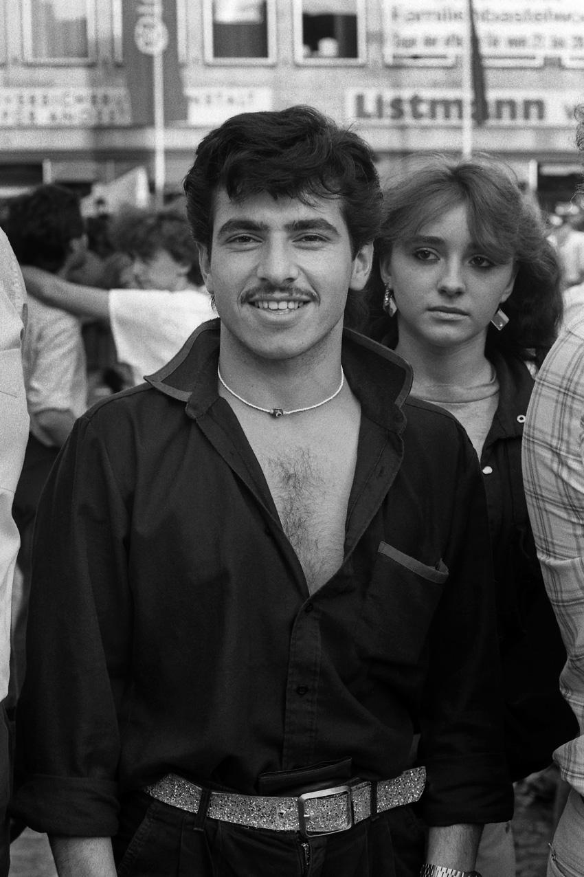 """""""Junge & Mädchen"""" 1985"""